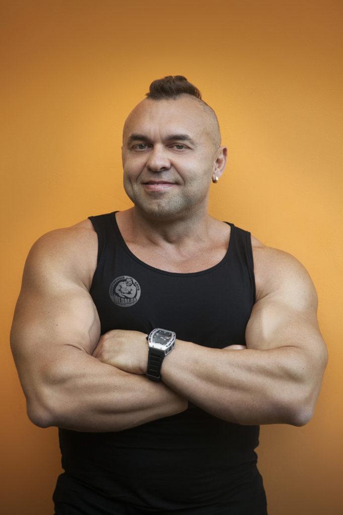 Виталий Кистинев